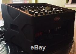 Rane MP2016 XP2016 Rotary DJ Mixer SKB Rack Case