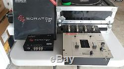 Rane SL1, Vestax Mixer
