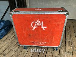 Road Case for Behringer X32 with Doghouse