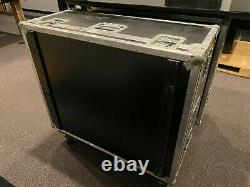 Road Case with wheels for Yamaha LS9 Digital Console, Pre-Owned