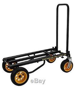 RocknRoller Multi-Cart R18RT Ground Glider Mega Equipment Cart