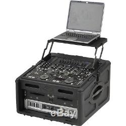 Roto Rack Console Audio and DJ Rack Case