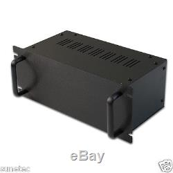SG1154 11 Rack Mount DIY Audio Preamp Amplifier Chassis Enclosure