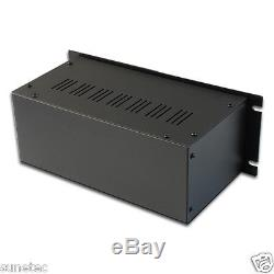 SG1154 11 Rack Mount DIY Audio Preamp Amplifier Chassis Enclosure Case Mixer
