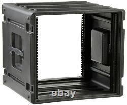 SKB 10 Space Roto Rack Road DJ Studio Live Case 17.6 Rail To Rail 1SKB-R10U