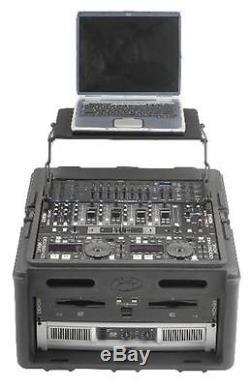 SKB 10U DJ PA Equipment Rack Case New