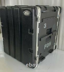 SKB 10U Rack Case Equipment Flight Case