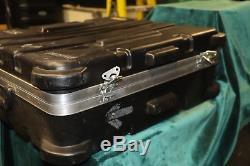 SKB 12U Mixer Case POP-UP Rack Mount Frame USED ATA style