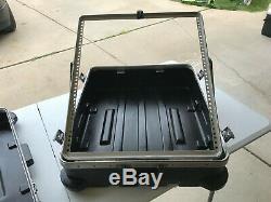 SKB 12U Popup Mixer Rack Case