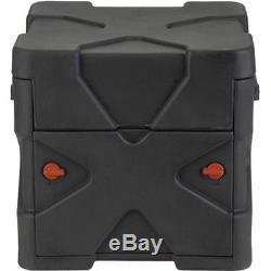 SKB 19-R1006 6-Space 6U Mini Gig Rig Mixer Rack Road Tour Case