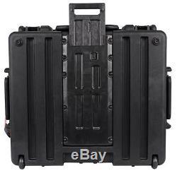 SKB 1R2723-8BW Presonus StudioLive 24.4.2 / Allen & Heath Zed-24 Hard Case