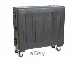 SKB 1RMM32-DHW Roto Molded Travel Case for Midas M32 with Doghouse & Wheels