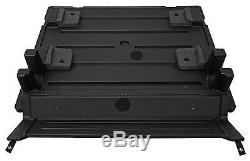 SKB 1RMTF5-DHW Roto Mixer Flight Case For Yamaha TF5 Mixer with Doghouse+Casters