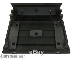 SKB 1RMX32-DHW Mixer Case with Doghouse for Behringer X32 Molded Black