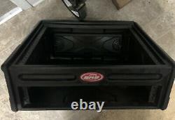 SKB 1SKB-84DJ DJ Shuttle Rack Audi Case Coffin FREE SHIPPING