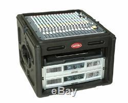 SKB 1SKB-R106 10U x 6U Slant Combo Rack PROAUDIOSTAR