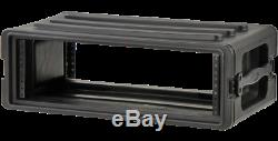 SKB 1SKB-R3S 3U Shallow Roto Rack 3 Space UPC 789270994973