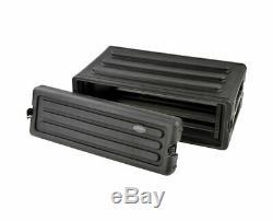 SKB 1SKB-R3S Portable Roto Molded 3U Shallow Rack PROAUDIOSTAR