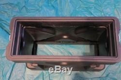 SKB 1SKB-R4 4U Space Roto Molded Rack X Pattern Case