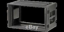 SKB 1SKB-R6S 6U Shallow Roto Rack 6 Space UPC 789270995024