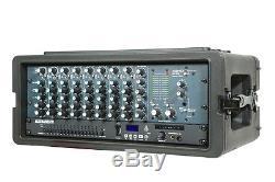 SKB 1SKB-R6S 6u Shallow Rack Case