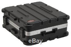 SKB 1SKB19-P12 12U Pop Up Rackmount ATA Mixer Case
