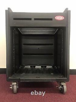 SKB 20U Gig Rig Mixer Rack Case with Casters