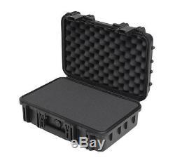 SKB 3I-1610-5B-C Industrial-Grade Waterproof Military-Spec Pro Case 16x10x5 in