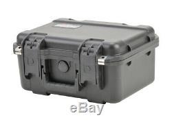 SKB 3i-1309-6B-C iSeries 1309-6 Impact Resistant Waterproof Utility Case