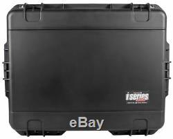SKB 3i-2217-8-1602 Hard Case for Presonus StudioLive 1602 16.0.2 Mixer/Console