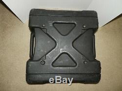 SKB 4U 4 Space Roto X Molded Deep Road Rack Mount Amp Amplifier Flight Case