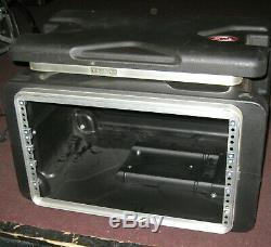 SKB 6-space rolling deep rack
