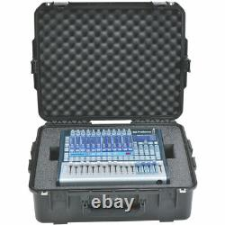 SKB Cases 3I-2217-8-1602 Watertight Presonus Studiolive 16.0.2 Mixer Case New