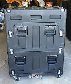 SKB Mighty Gig Rig Rack Case & Expander Rack