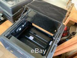 SKB R104 Audio and DJ Rack Case withLaptop Stand Great Condition Free Shipping