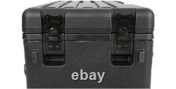 SKB Roto-Molded 4U Rolling Rack Case
