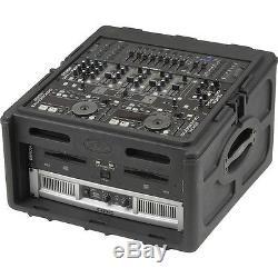 SKB Roto Rack Console Audio and DJ Rack Case 10 X 4