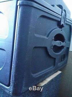 SKB Roto Rack Console Audio and DJ Rack Case 10 X 4 + SKB 8-Space A/V Shelf