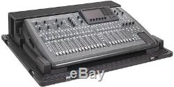 SKB Roto-molded Behringer X32 Mixer Case with wheels