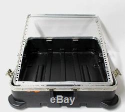 SKB SKB19-P12U 12U ATA Pop-up Mixer Rack Case