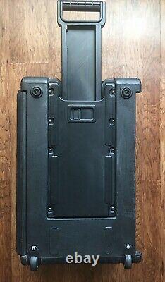 SKB Studio Flyer Rolling Rack Mount Case SKB 1SKB-1SKB19-RSF2U 2U Travel