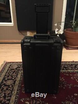 SKB iSeries Studio Flyer 2U Laptop Rack Case- 1SKB19-RSF2U -WithKeys
