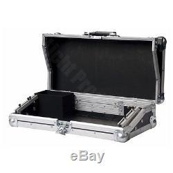 Showtec 3U Lighting Desk Rack Flight Case flightcase