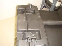 Skb 1skb-r8w 8u Roto Molded Rolling Rack Case With Wheels Read