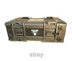 Skb 30 Shock Rugged 4u Rack Mount Electronics Us Military Storage Transit Case