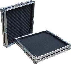 Soundcraft EFX12 EPM12 Swan Flight Case Audio Mixer (Hex)