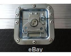 Soundcraft EFX8 EPM8 Swan Flight Case Audio Mixer (Hex)