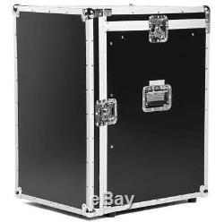 TEGO PRO 16/12 HE Kombicase ECO L-Rack DJ Rack Mixercase Winkelrack Mixer Case