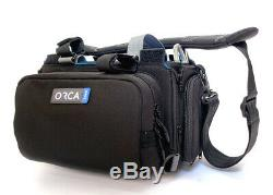 USED ONCE! ORCA OR-28 Mini Sound Bag + ORCA OR-400 Harness
