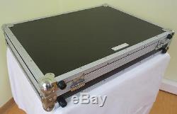 Universal Mixer Case Größe 4 DJ-Case Mischpult Transport Case FLYHT PRO 27252